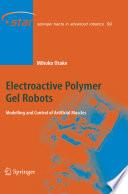 Electroactive Polymer Gel Robots PDF