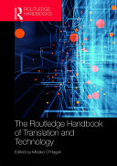 Pdf The Routledge Handbook of Translation and Technology Telecharger