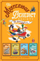 Pdf Mysterious Benedict Society Bundle