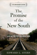 Pdf The Promise of the New South