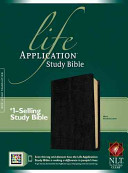 Life Application Study Bible-Nlt