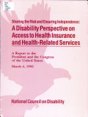 Sharing the Risk and Ensuring Independence