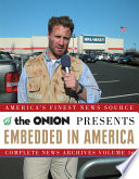 Embedded In America The Onion Complete News Archives
