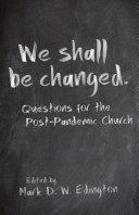 We Shall Be Changed Pdf/ePub eBook