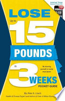 Lose Up to 15 Pounds in 3 Weeks Pocket Guide Book PDF