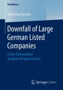 Downfall of Large German Listed Companies