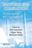 Synthesis Gas Combustion [Pdf/ePub] eBook