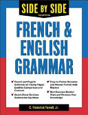 Side By Side French and English Grammar