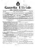 Gazzetta ufficiale della Repubblica italiana. Parte prima