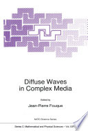 Diffuse Waves in Complex Media