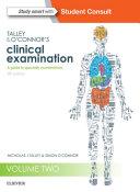 Clinical Examination Vol 2   E Book