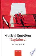 Musical Emotions Explained Book
