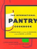 The International Pantry Cookbook