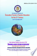 Innovative Trends in Teacher Education for the 21st Century