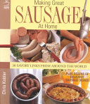 Making Great Sausage at Home Book PDF