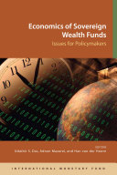 Economics of Sovereign Wealth Funds  Issues for Policymakers