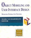 Object Modeling and User Interface Design