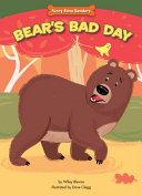 Bear's Bad Day Book