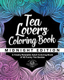 Tea Lover s Coloring Book