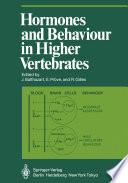 Hormones and Behaviour in Higher Vertebrates
