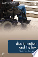 Discrimination and the Law 2e
