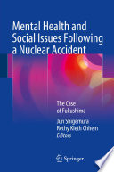 Mental Health and Social Issues Following a Nuclear Accident Book