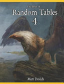 The Book of Random Tables 4  Fantasy Role Playing Game AIDS for Game Masters