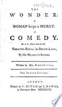 The Wonder  a Woman Keeps a Secret     The Fourth Edition