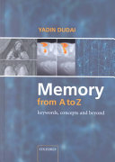 Memory from A to Z