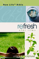 Refresh  For Life  Bible