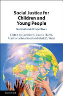 Social Justice for Children and Young People Book PDF