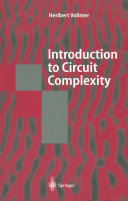 Introduction to Circuit Complexity