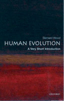 Human Evolution  A Very Short Introduction