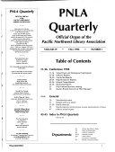 Pnla Quarterly