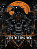 Tattoo Coloring Book
