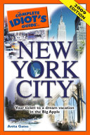 Pdf The Complete Idiot's Guide to New York City Telecharger