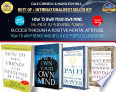 DALE CARNEGIE   NAPOLEON HILL BEST OF 4 INTERNATIONAL BEST SELLERS COMBO  HOW TO WIN FRIENDS AND INFLUENCE PEOPLE  ILLUSTRATED    HOW TO OWN YOUR OWN MIND   The Path to Personal Power   Success Through a Positive Mental Attitude