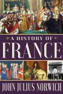 link to A history of France in the TCC library catalog