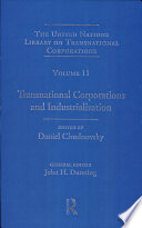 Transnational Corporations And Industrialization