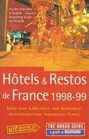 Hotels and Restos de France, 1998-99