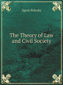 The Theory of Law and Civil Society