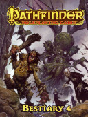 link to Pathfinder roleplaying game : Bestiary 4 in the TCC library catalog