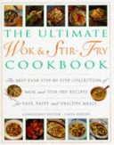 The Ultimate Wok   Stir fry Cookbook