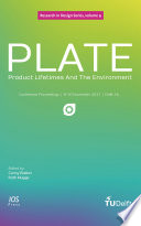 Plate Product Lifetimes And The Environment Book PDF