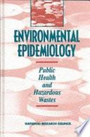 Environmental Epidemiology  Volume 1