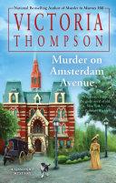 Murder on Amsterdam Avenue Pdf/ePub eBook