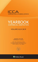Yearbook Commercial Arbitration  Volume XLIV  2019