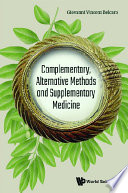 Complementary  Alternative Methods and Supplementary Medicine Book