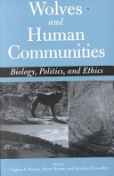 Pdf Wolves and Human Communities