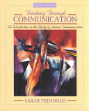 Cover of Thinking Through Communication